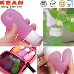 Custom Silicone Travel Cooler Bottle Holder