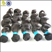 virgin brazilian ocean hair,brazilian loose Wave,Hot selling 6a grade quality unprocessed virgin human hair brazillian