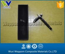 Welcome Custom Black 3K Glossy Carbon Fiber Gel Pen