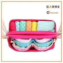 travel storage bra bag underwear organizer bra panty bag