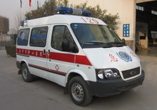2015 electric car,Medical Ambulance car,ambulance CQK5036 from factory
