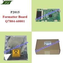 Printer Spare Parts LaserJet P2015 printer Formatter Board Logic Card Main Board Q7804-60001
