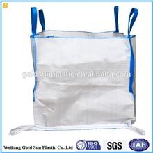 Vigin new pp woven jumbo bag / big bag / fibc / super sacks for 1000kgs