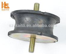 road construction rubber buffer damper for Bomag road roller
