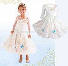 Good promotion cinderella dresses for girls wholesale QKC-1281