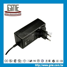 12V 2A AC/DC POWER ADAPTER TRAVEL POWER MOBILE POWER