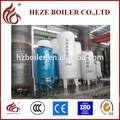 de calidad superior criogénico líquido de gran tamaño de los tanques de almacenamiento