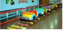 cartoon amusement children track train for sale