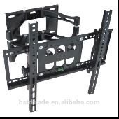 """Tilt & Swivel LCD LED TV Wall Mount Bracket Plasma 32 37 40 42 46 50 52 55 60"""""""