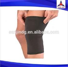 Compression pad brace neoprene knee sleeve spandex sleeve basketball