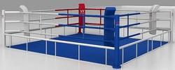 Standard floor boxing ring used boxing ring for sale, sanda, kickboxing, muay tahi, MMA ring for training 2315B1/B2