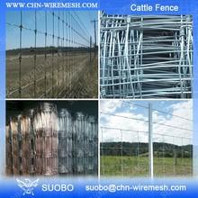 Farm Fencing Electric Galvanized 16Ft Farm Gate 8' Deer Fence