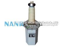 YDJZ 100KV AC DC oil-immersed HV testing transformer