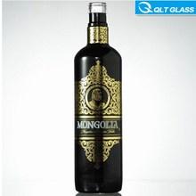 Glass Bottles Beer Whisky Rum Gin Vodka Brandy Liquor Alcohol Spirit