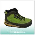 nouveau modèle de chaussures de randonnée en cuir véritable pour les hommes