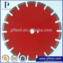china goods wholesale Cutting Asphalt Diamond Saw Blade Segment