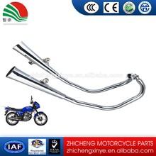 universal titanium motorcycle exhaust muffler