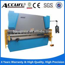 NC Hydraulic Metal folding machine bending machine blades
