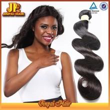 JP Hair 2015 New arrival fashion Pure No Short Human Virgin Hair Weave
