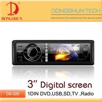 Digital player dvd para autos with AUX