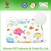 2015 baby head shaping latex fish shaped pillows