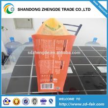 25kg/50kg printed fertilizer bags with flat bottom/polypropylene bag for packing fertilizer/biodegradable fertilizer bag