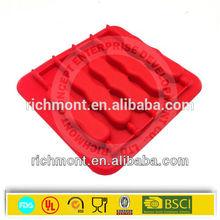 Lego China Supplies/Lego Brick Shaped Silicon Ice Cube Tray/Wholesale lego silicone ice mold
