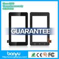 china de reemplazo de la pantalla pulgadas 7 lcd de panel táctil para android tablet pc