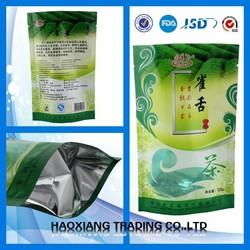 2015 Reusable Frozen Food plastic bags Liquid Shape Pouch