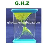 Factory Produce Wholesale Acrylic Liquid Sand Timer
