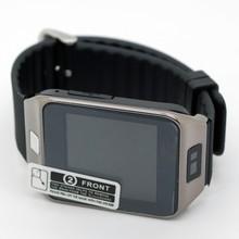 Fashion design wrist watch V8 smart bluetooth watch phone