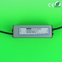 Constant Current Led Driver Waterproof IP65 Led Spotlight Driver 70W