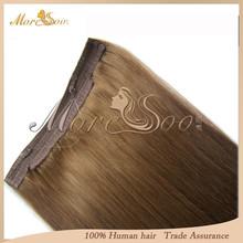 2015 New trendy European flip halo hair in