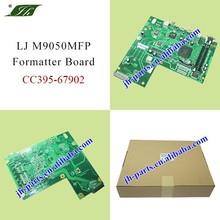 Printer Spare Parts Laserjet printer M9050MFP Formatter Board Logic Card Main Board CC395-67902