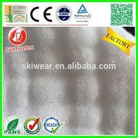 new product organic cotton muslin gauze fabric