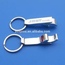 Australia aluminum metal bottle opener keychain/keyring
