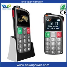 2015 phone with powerful flashlight sos elder mobile phone original
