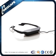 Portable Home Theater LCD Video Virtual Display Glass