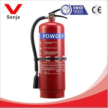 6kg chemical dry powder fire extinguisher ISO9001/MSDS