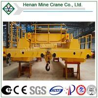 Kuangyuan Brand Overhead Crane/Gantry Crane100t Electric Trolley