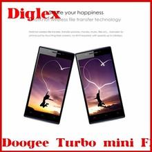 4.5inch IPS doogee F1 mtk6732 1.5ghz 3g 4g fdd lte doogee mobile phone doogee turbo mini F1 1gb+8gb mobile phone