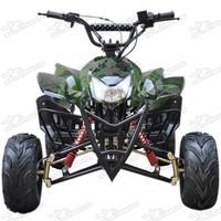 Cheap Quad Bike 125cc Semi Auto Gears 3+1 Sports ATV CE Approved