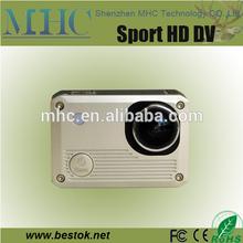 G-Sensor 16MP Sports Camera Wide Angle 1080P Outdoor Sports Camera 16MP Waterproof Extreme Sports Camera
