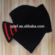 black toy crochet medieval roman helmet beanie grey acrylic knight knitted crochet beanie helmet