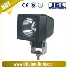 led headlight square led work light 10w cree led motorcycle headlight