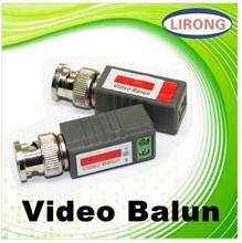 Evertech 4 PAIR (8 PCS) Port Passive transceiver Video Balun compact size UTP CAT5/CAT6