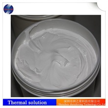 Thermal grease conductivity use for Electronic parts and chip surface