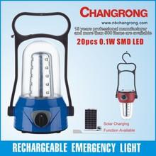 rechargeable mini led light emergency camping lantern battery