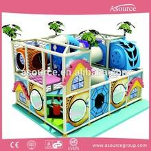 Free design TUV SGS Test customized children amusement sweet house playground kids indoor park