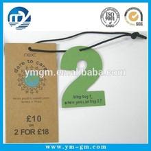 Retro / Vintage Design Fancy Label / Hang tag for hot selling